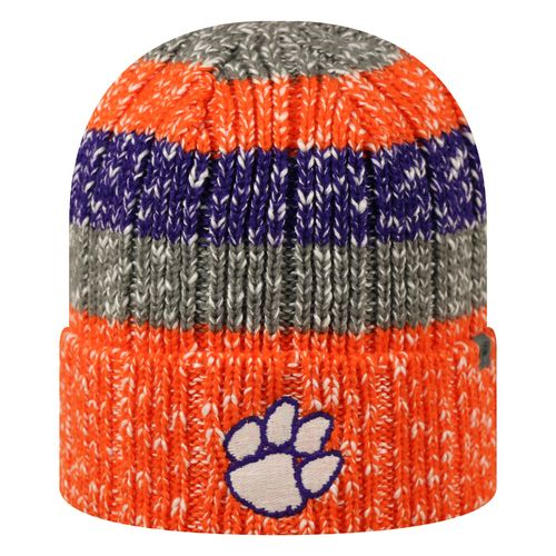 Top of the World Men's Clemson University Wonderland Knit Cap