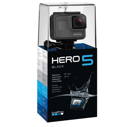 Display product reviews for GoPro™ HERO5 Black Camcorder