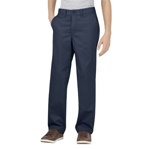 Display product reviews for Dickies Boys' Flat Front Uniform Pant