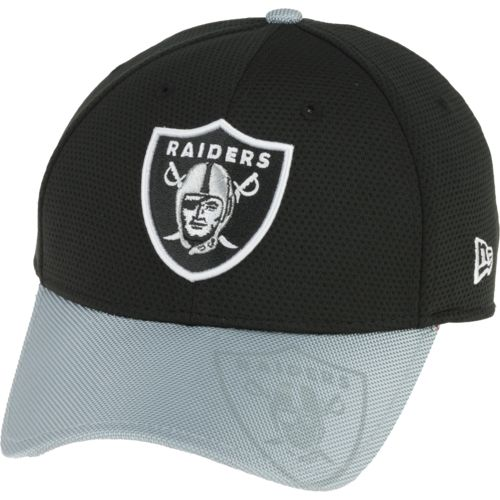 New Era Men's Oakland Raiders NFL16 39THIRTY Cap