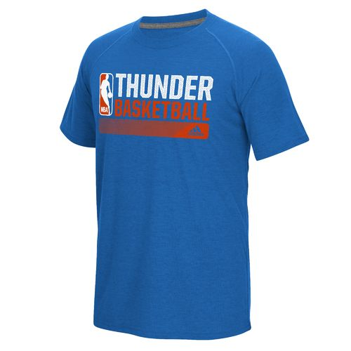adidas™ Men's Oklahoma City Thunder Icon Status T-shirt