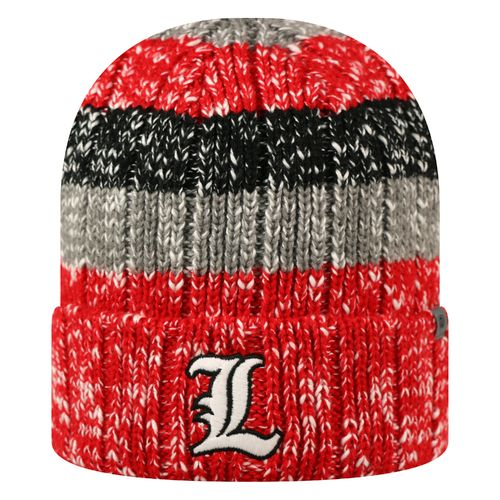 Top of the World Men's University of Louisville Wonderland Knit Cap