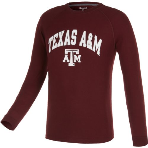 Champion™ Men's Texas A&M University Long Sleeve T-shirt