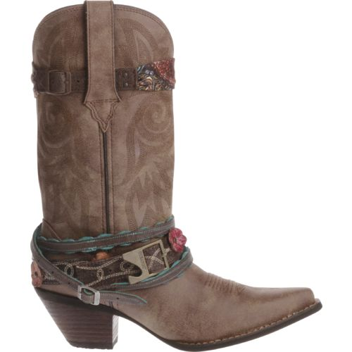 Durango Women's Crush Accessorized Western Boots