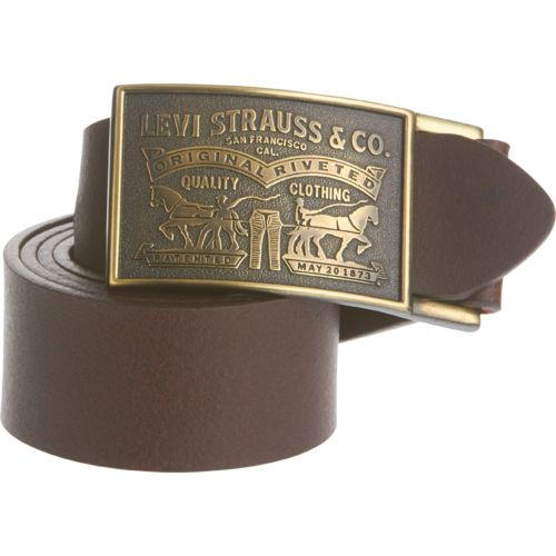 Levi's™ Men's Metal Logo Buckle Belt
