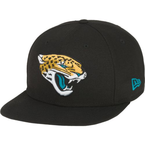 New Era Men's Jacksonville Jaguars 9FIFTY® State Clip Snap Cap