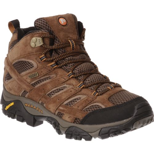 Merrell® Men's MOAB 2 Mother of All Boots™ Waterproof Hiking Shoes - view number 2