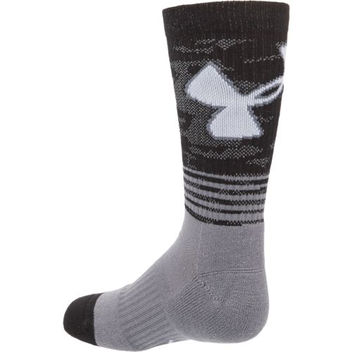 Under Armour Youth Phenom 2.0 Crew Socks - view number 2