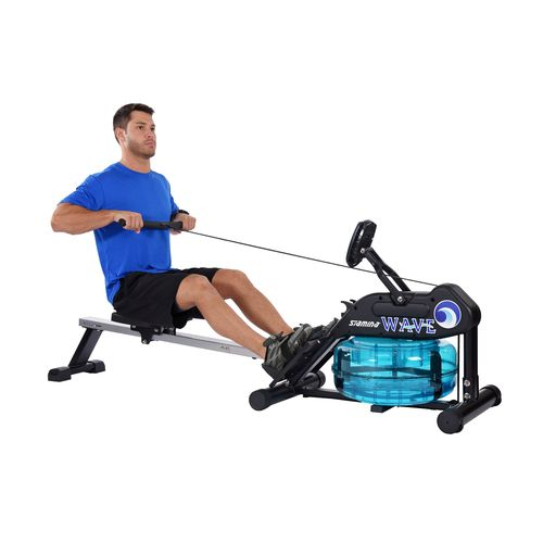 Display product reviews for Stamina Elite 1450 Wave Water Rowing Machine