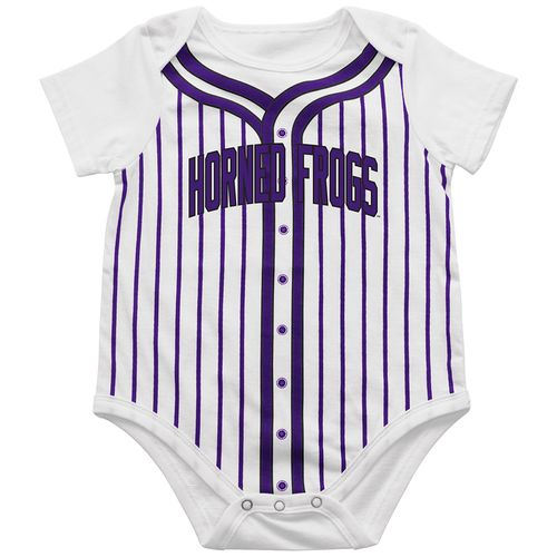 Colosseum Athletics™ Infant Boys' Texas Christian University Fastball Onesie