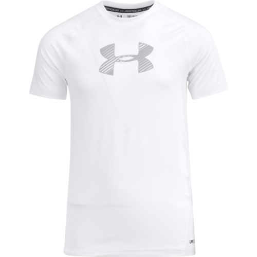 Under Armour Boys' Armour Short Sleeve T-shirt