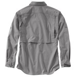 Carhartt Men's Force Ridgefield Solid Long Sleeve Shirt - view number 4