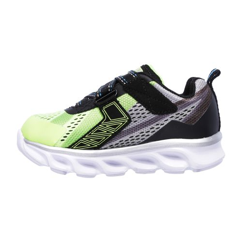 SKECHERS Toddlers' S Lights Hypno-Flash Shoes - view number 3