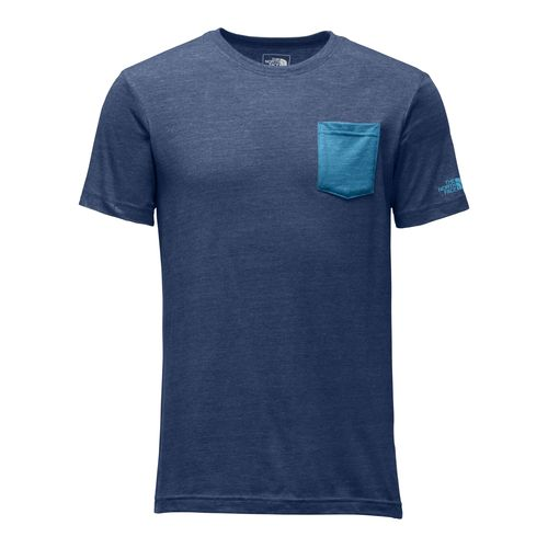 The North Face Men's Triblend Pocket T-shirt - view number 1