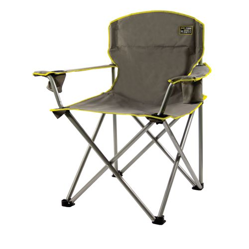 Quik Shade 1/4-Ton Heavy-Duty Folding Camping Chair