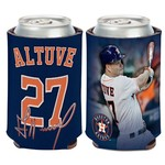 WinCraft Houston Astros Jose Altuve 12 oz Can Cooler - view number 1