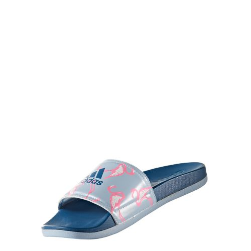 adidas Women's Adilette CF + Graphic Slides - view number 2