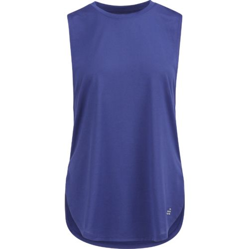 BCG Women's Horizon Side Slit Muscle Tank Top