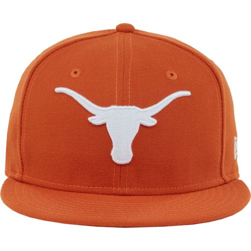 New Era Men's University of Texas Basic 9FIFTY Cap
