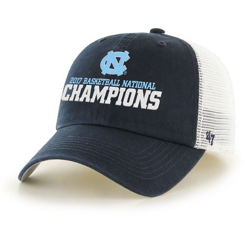 '47 Men's University of North Carolina 2017 NCAA Men's National Champions Blue Hill Clos