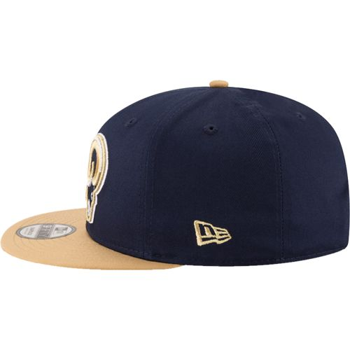 New Era Men's Los Angeles Rams 9FIFTY Baycik Snapback Cap - view number 4