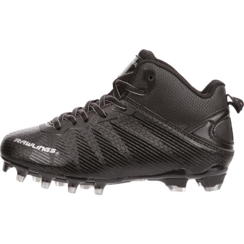 Display product reviews for Rawlings Boys' Syndicate Mid Football Cleats