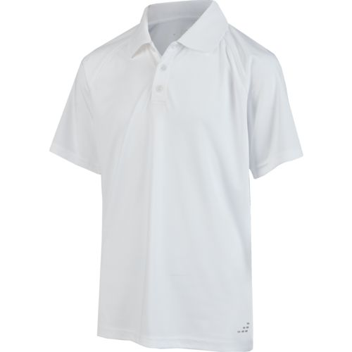 BCG Boys' Solid Short Sleeve Polo Shirt - view number 3