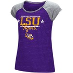 Colosseum Athletics Girls' Louisiana State University Sprints T-shirt - view number 1