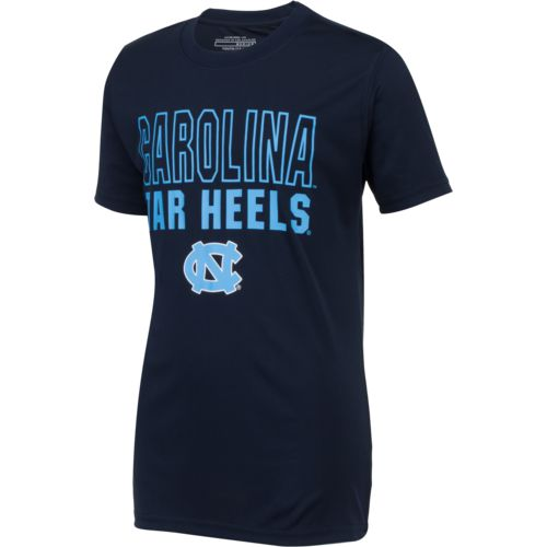 Colosseum Athletics Boys' University of North Carolina Team Mascot T-shirt - view number 3