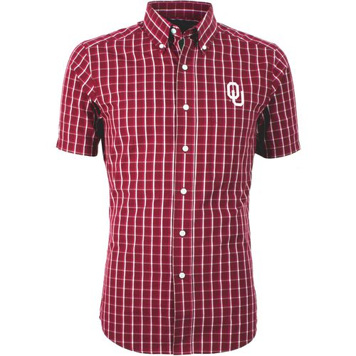 Antigua Men's University of Oklahoma Endorse Dress Shirt