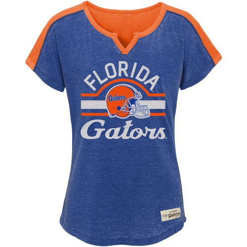 Gen2 Girls' University of Florida Tribute Football T-shirt