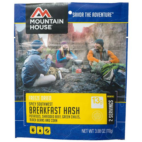 Mountain House Spicy Southwest Breakfast Hash - view number 1