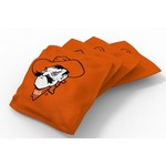 Wild Sports Oklahoma State University Beanbag Set - view number 1