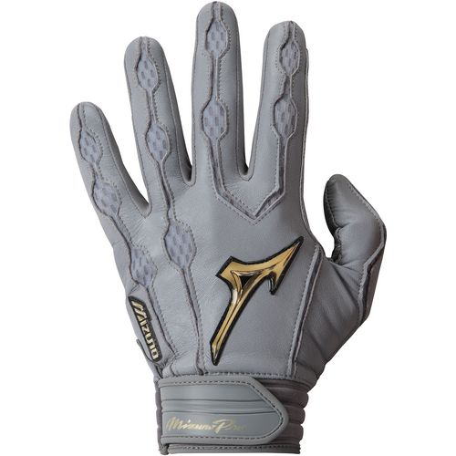 Mizuno Adults' Pro Batting Gloves
