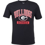 Champion Men's University of Georgia Big Soft Tee - view number 1