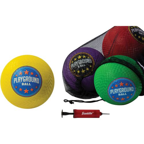 Franklin 8.5 in Playground Balls 6-Pack - view number 4