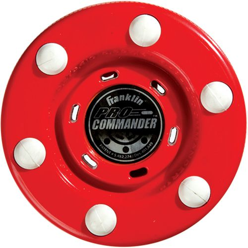 Franklin Kids' NHL Pro Commander Street Hockey Puck