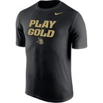 Nike Men's University of Central Florida Dri-FIT Legend 2.0 Short Sleeve T-shirt - view number 1