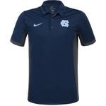 Nike Men's University of North Carolina Dri-FIT Evergreen Polo Shirt - view number 1