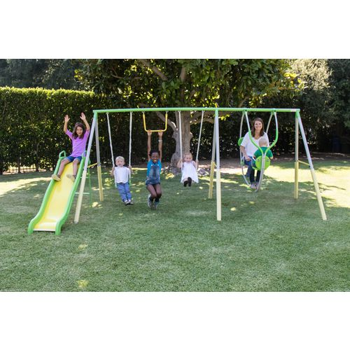 Sportspower Spring Breeze Me and My Toddler Swing Set - view number 2