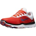 Nike Men's Clemson University Free Trainer V7 Week Zero Training Shoes - view number 2