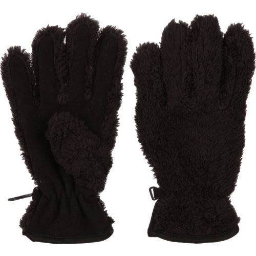 Magellan Outdoors Women's Teddy Bear Fleece Gloves