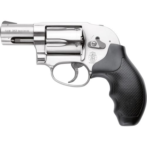 Smith & Wesson Model 649 Stainless Shrouded Hammer .357 Magnum/.38 ...