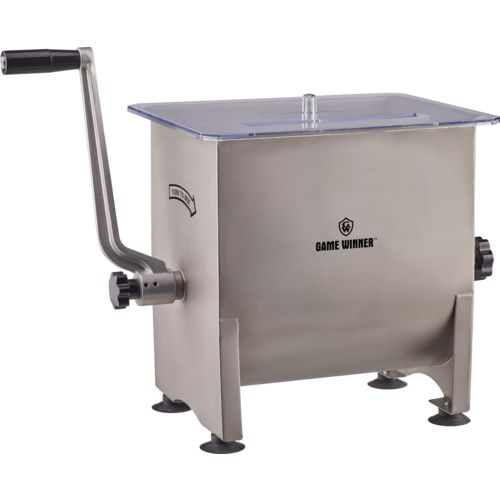 Display product reviews for Game Winner 20 lb Meat Mixer