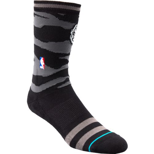 Stance Men's Dallas Mavericks Nightfall Crew Socks