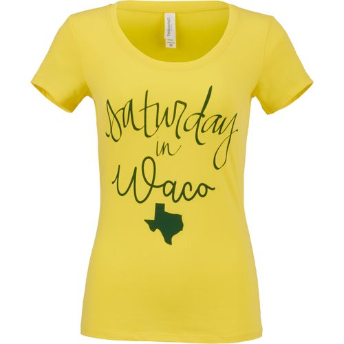 Edna Rose Women's Baylor University Saturday In Town T-shirt