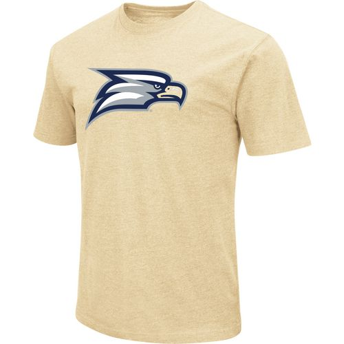Colosseum Athletics Men's Georgia Southern University Dual Blend Logo T-shirt