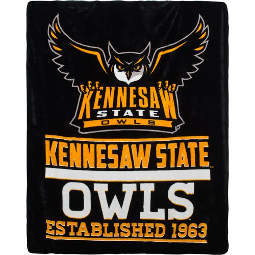The Northwest Company Kennesaw State University 60 in x 70 in Cloud Throw Blanket