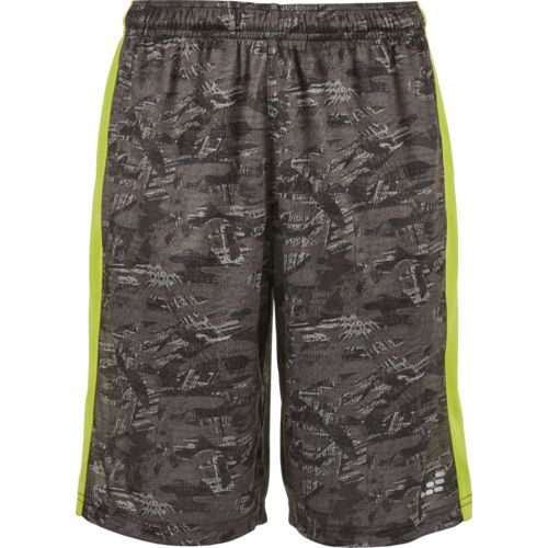 BCG Boys' Camo Lines Turbo Shorts