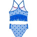 O'Rageous Girls' Medallion Tie-Dye 2-Piece Bikini - view number 2